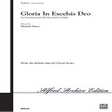 Alfred Gloria In Excelsis Deo (LFR8588)