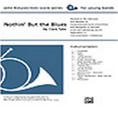 Alfred Nothin But the Blues - Conductor Score (LFR313)