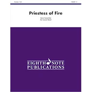 Alfred Priestess of Fire (LFR8748)