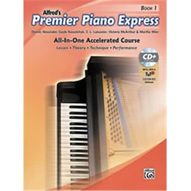 Alfred Premier Piano Express, Book 1 (LFR8432)
