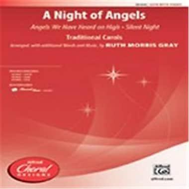 Alfred A Night of Angels - SATB (LFR8443)