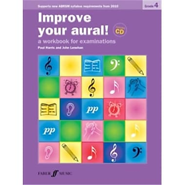 Alfred Improve Your Aural - Grade 4 (LFR7361)