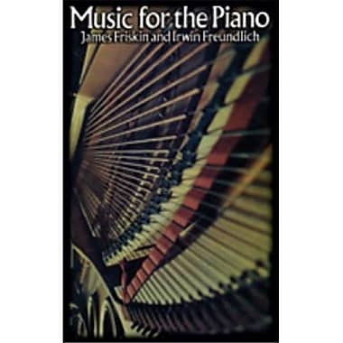 Alfred Music for The Piano (LFR50415)