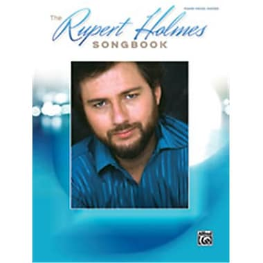 Alfred The Rupert Holmes Songbook (LFR8419)