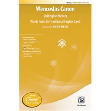 Alfred Old English Melody Wenceslas Canon (LFR50585)