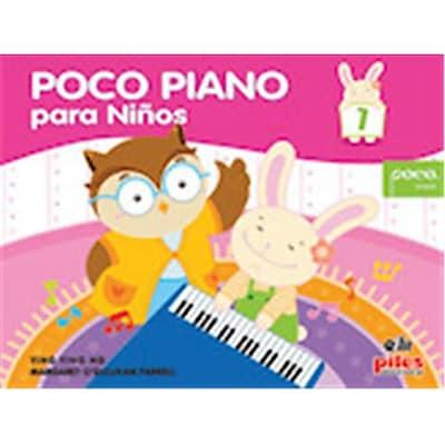 Alfred Poco Piano Para Ninos, Libro 1