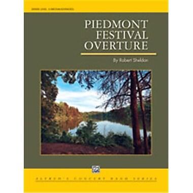 Alfred Piedmont Festival Overture - Level 4 (LFR8405)