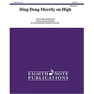 Alfred Ding Dong Merrily on High (LFR8160) 24074927