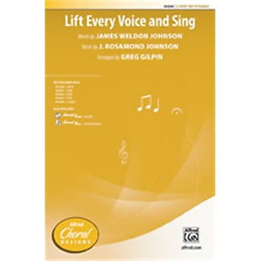 Alfred Lift Every Voice & Sing (LFR50879)
