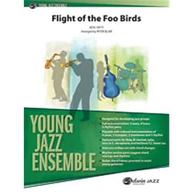 Alfred Flight of the Foo Birds (LFR2146)