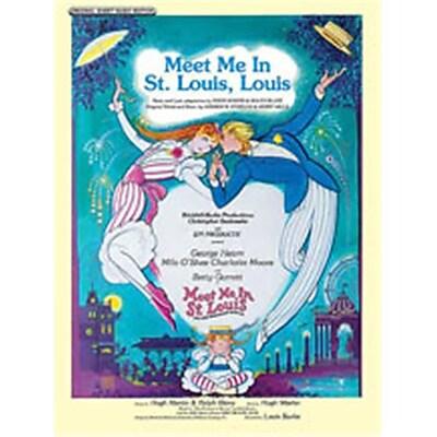 Alfred Meet Me in St. Louis, Louis From Meet Me in St. Louis (LFR6350) 24074981