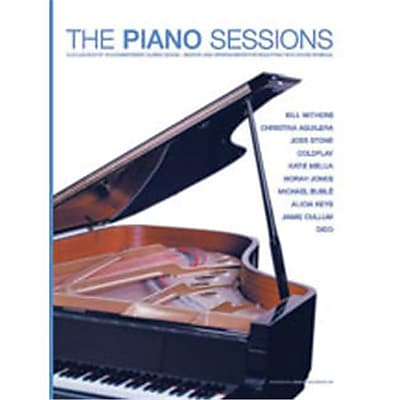 Alfred The Piano Sessions (LFR50923)