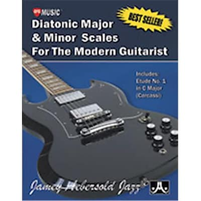 Alfred Diatonic Major & Minor Scales for the Modern Guitarist (LFR6768) 24075063