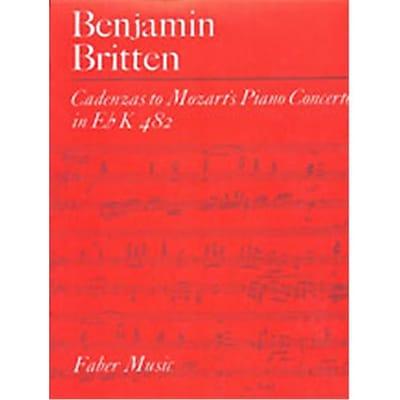 Alfred Cadenzas to Mozarts Piano Concerto in