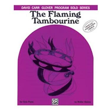 Alfred Flaming Tambourine, Sheet - Early Intermediate (LFR6807)