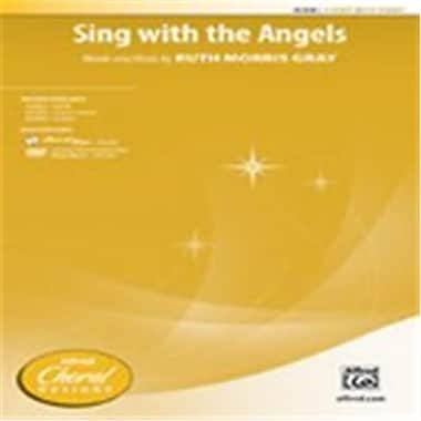 Alfred Sing with the Angels - 2-Part (LFR5096)