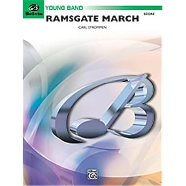 Alfred Ramsgate March - Conductor Score (LFR8554)
