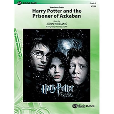 Alfred Harry Potter & the Prisoner of Azkaban, Selections From (LFR8608)