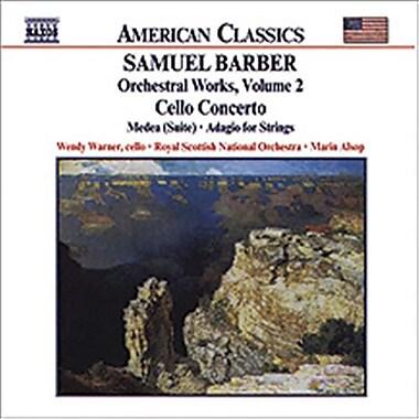 Alfred Cello Concerto & Medea (LFR6890)