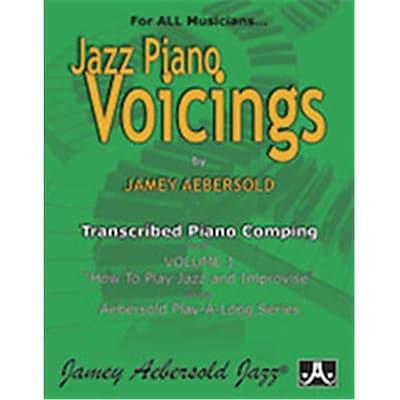 Alfred Jazz Piano Voicings - Keyboard (LFR5394)