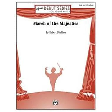 Alfred March of the Majestics (LFR853)