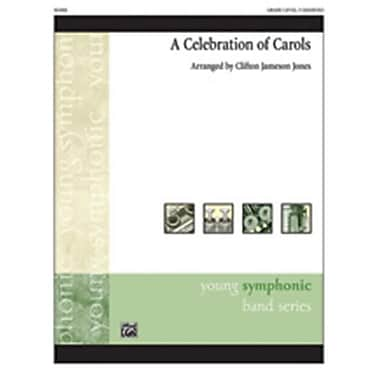 Alfred A Celebration of Carols - Conductor Score (LFR2037)