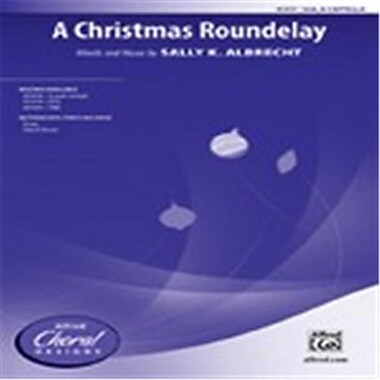 Alfred A Christmas Roundelay - Flute & Hand Drum (LFR2750)