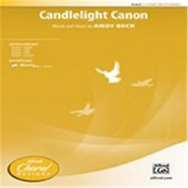 Alfred Candlelight Canon - Choral Octavo (LFR8258)