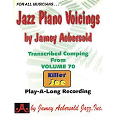 Alfred Jazz Piano Voicings - Keyboard &