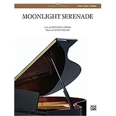 Alfred Moonlight Serenade - Piano, Vocal &