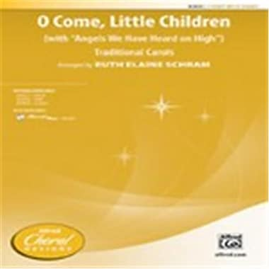 Alfred O Come, Little Children - Choral Octavo (LFR2115)