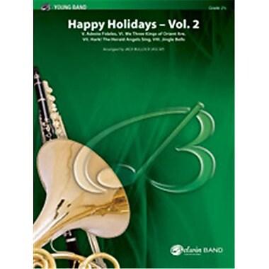 Alfred Happy Holidays - Vol. 2 (LFR1736)