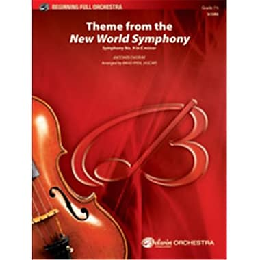 Alfred New World Symphony Theme From the (LFR2401)