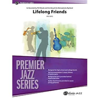 Alfred Lifelong Friends, Conductor Score & Parts - 4 - Medium Advanced - Difficult (LFR1265)