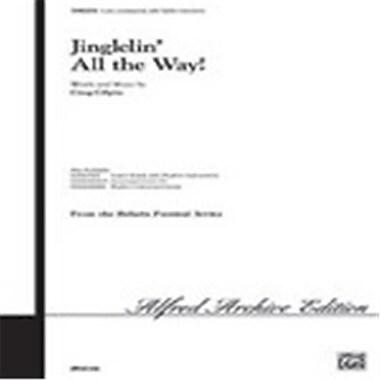 Alfred Jinglelin All the Way - 2-Part (LFR4913)