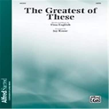 Alfred The Greatest of These (LFR1314)