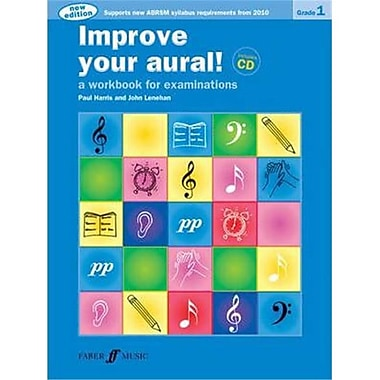 Alfred Improve Your Aural - Grade 1 (LFR5764)