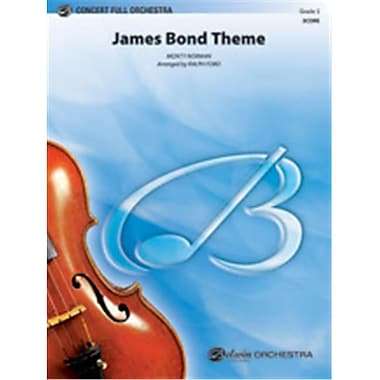 Alfred James Bond Theme (LFR1045)