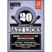 Alfred Guitar World - 20 Essential Jazz Licks (LFR7576)