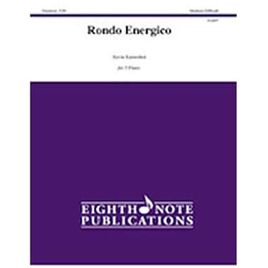 Alfred Eighth Note Publications Rondo Energico (LFR8007)