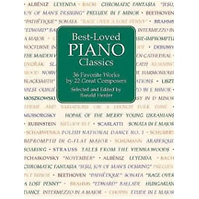 Alfred Best-Loved Piano Classics (LFR4772)