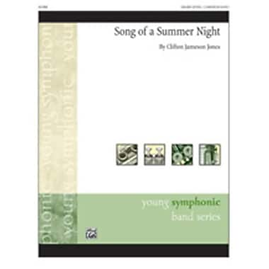 Alfred Song of a Summer Night (LFR592)