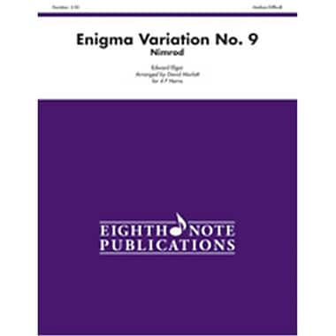 Alfred Enigma Variation No. 9 (LFR6289)