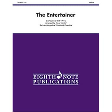 Alfred The Entertainer, Score & Parts - Medium (LFR8844)