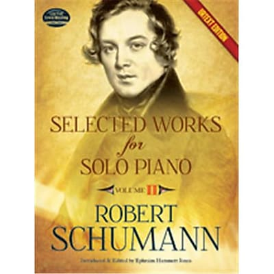 Alfred Selected Works for Solo Piano, Volume