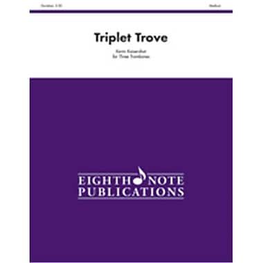 Alfred Triplet Trove, Score & Parts - Medium (LFR6620)