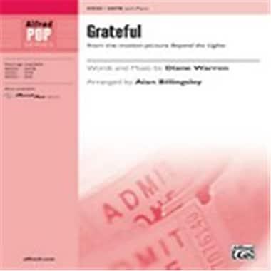 Alfred Grateful - Choral Octavo (LFR2129)
