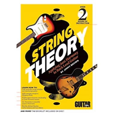 Alfred Guitar World - String Theory (LFR9170)
