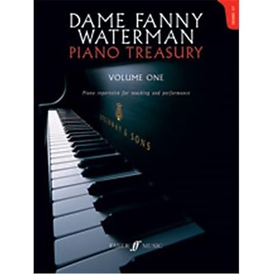 Alfred Dame Fanny Waterman - Piano Treasury,