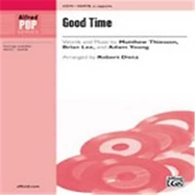 Alfred Alfred Pop Series Good Time (LFR2131)